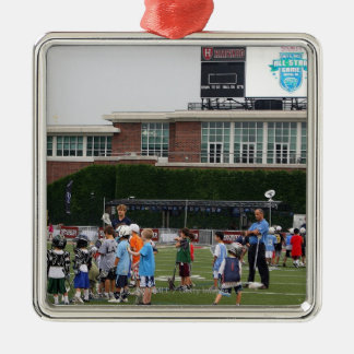 CAMBRIDGE, MA - JULY 8:  Atmosphere at the MLL Metal Ornament