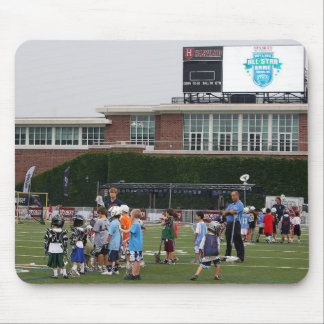 CAMBRIDGE, MA - JULY 8:  Atmosphere at the MLL Mouse Pad