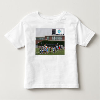 CAMBRIDGE, MA - JULY 8:  Atmosphere at the MLL Toddler T-shirt
