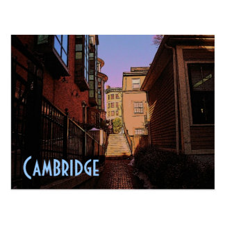 Cambridge (MA) Postcard