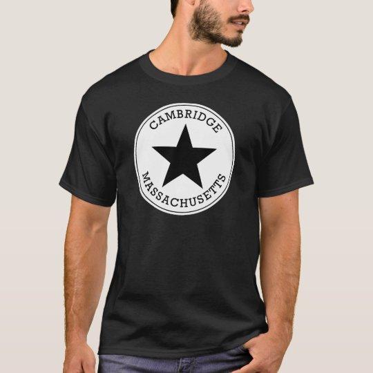 Cambridge Massachusetts T Shirt