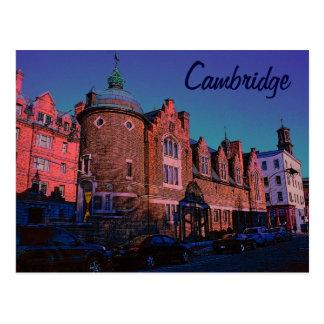 Cambridge Postcard