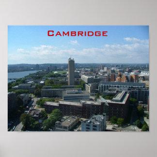 Cambridge Poster