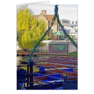 Cambridge PUNT Card