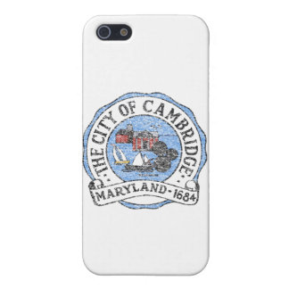 Cambridge Seal Cover For iPhone SE/5/5s