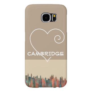 CAMBRIDGE, UK SKYLINE - SAMSUNG GALAXY S6 CASE