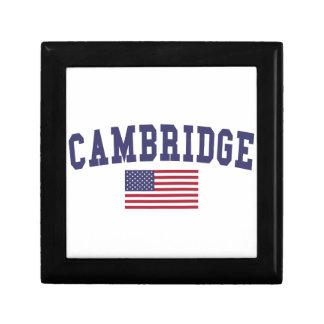 Cambridge US Flag Gift Box
