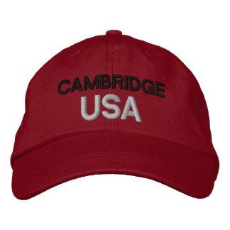 Cambridge USA Baseball Cap
