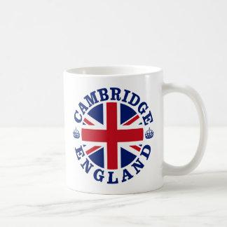 Cambridge Vintage UK Design Coffee Mug