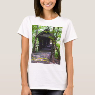Cambron Covered Bridge, Madison County, Alabama T-Shirt