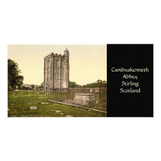 Cambuskenneth Abbey, Stirling, Scotland Photo Card