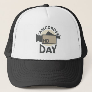 Camcorder Day - Appreciation Day Trucker Hat