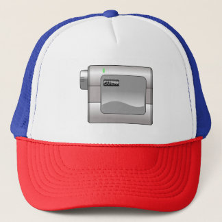Camcorder Trucker Hat