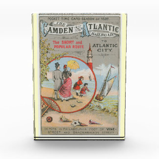 Camden and Atlantic Railroad Award