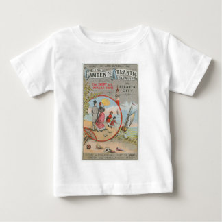 Camden and Atlantic Railroad Infant T-Shirt