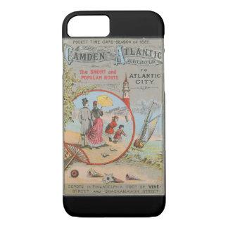 Camden and Atlantic Railroad iPhone 7 Case