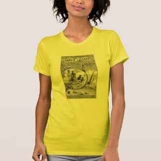Camden and Atlantic Railroad Women's T-Shirt