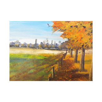 Camden Farm Canvas Print
