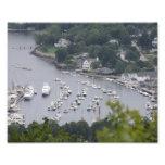 Camden Harbor Photograph