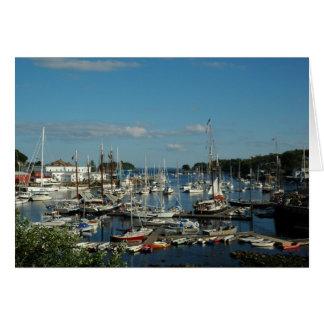 Camden, Maine Card