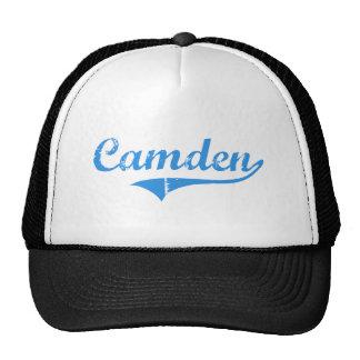 Camden Maine Classic Design Mesh Hats