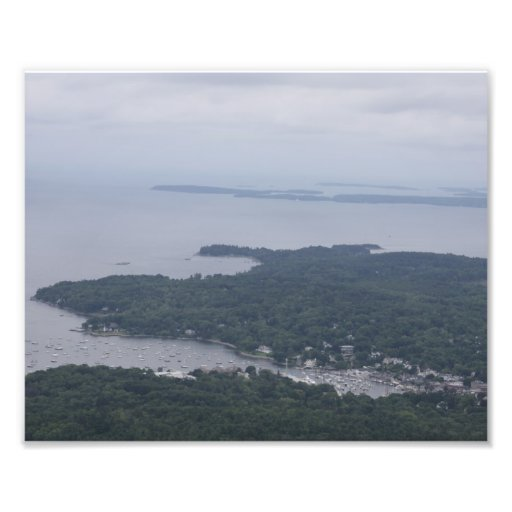 Camden, Maine Photograph