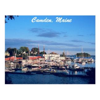 Camden, Maine Post Card