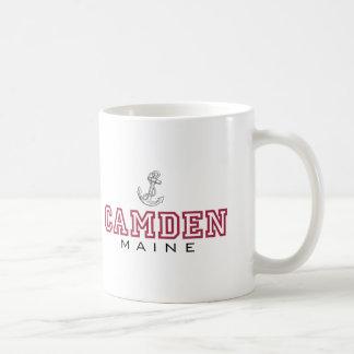 Camden, ME-Anchor Coffee Mug