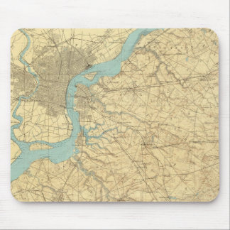 Camden, New Jersey Mouse Pad