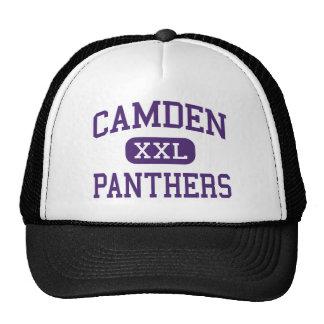 Camden - panteras - alta - Camden New Jersey Gorra