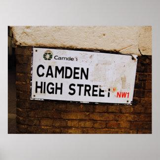 Camden Poster