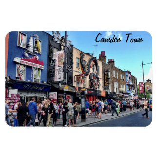 "Camden Town 4""x6"" Photo Magnet"