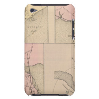 Camden, Wiscasset, Damariscotta, Newcastle iPod Touch Cover
