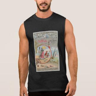 Camden y ferrocarril atlántico camisetas sin mangas