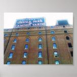 camden yards - Customized Print