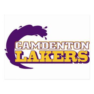 Camdenton Lakers (Ozark Conference) Postcard