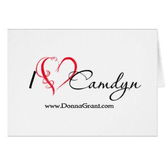 Camdyn Card