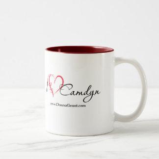 Camdyn Two-Tone Coffee Mug