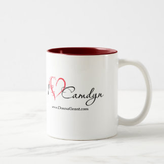 Camdyn Two-Tone Coffee Mug