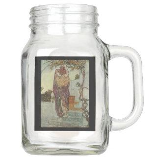 Came Shining Through The Rubaiyat Collection Mason Jar