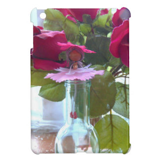 came up to smell the roses.jpg iPad mini covers
