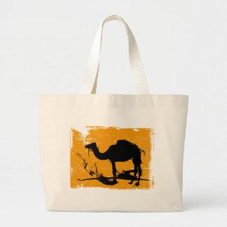 Camel Canvas Bags