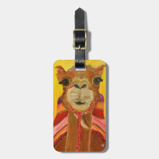 Camel - Bagtag Luggage Tag