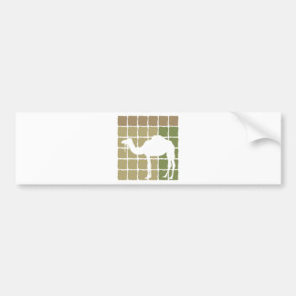Camel Bumper Stickers
