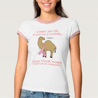 Camel Cancer Awareness T-Shirt