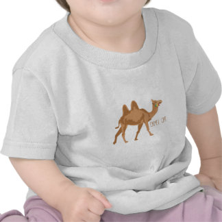 Camel Car T-shirt