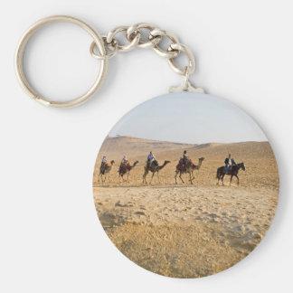 camel caravan keychain