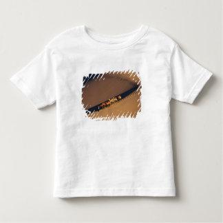 Camel caravan on the desert, Dunhuang, Gansu Toddler T-shirt
