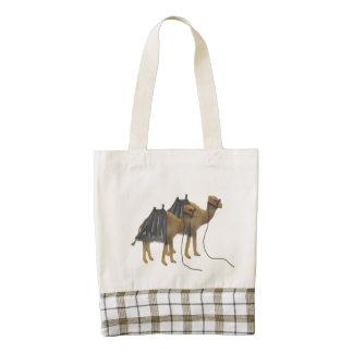 Camel Caravan Zazzle HEART Tote Bag