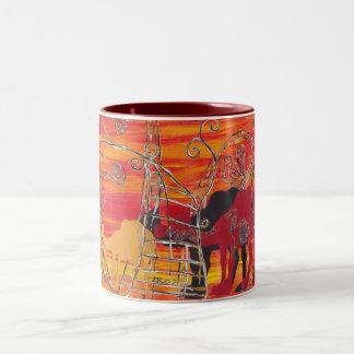 Camel Carnival Mug